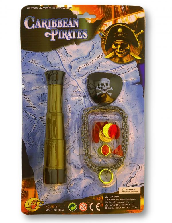 Marauder Be a Pirate Accessory Kit