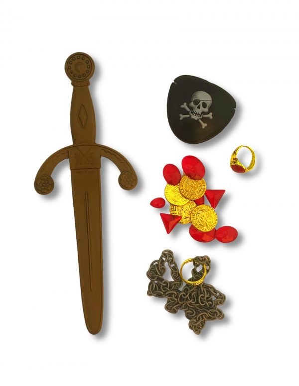 Raider Be a Pirate Accessory Kit