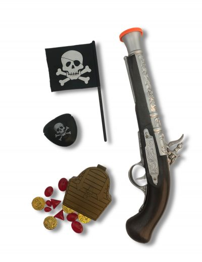 Pirate Be a Pirate Accessory Kit
