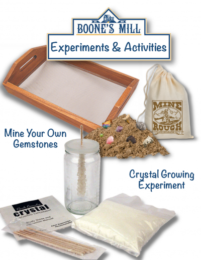 Experiments and Activities