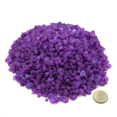 Purple/Grape Rock Candy Crystals